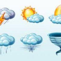 60 từ vựng tiếng Anh về thời tiết