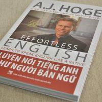 Sách dạy tiếng anh Effortless English