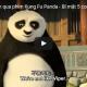 hoc tieng anh qua phim hoat hinh kung fu panda